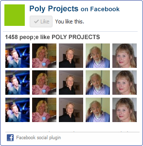 Poly Projects Facebook