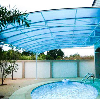 Swimming Pool Covering Sheets hyderabad