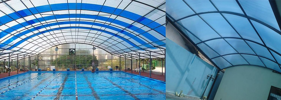 Polycarbonate Roofing Sheets Supplier Manufacturer In Hyderabad India