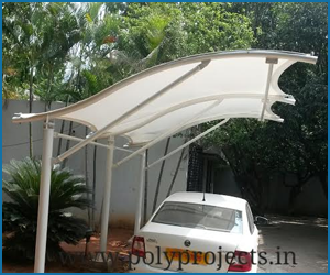 Parking sheds in hyderabad