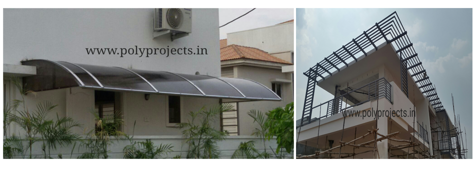 Poly Projects Polycarbonate Roofing Sheets Dealers In
